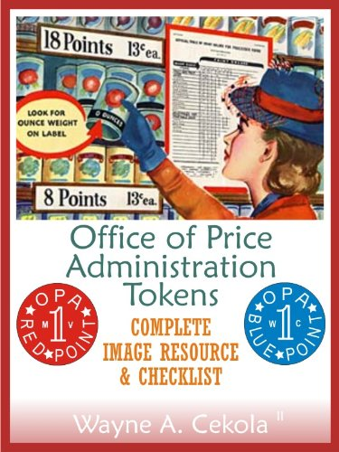 Office of Price Administration Tokens: