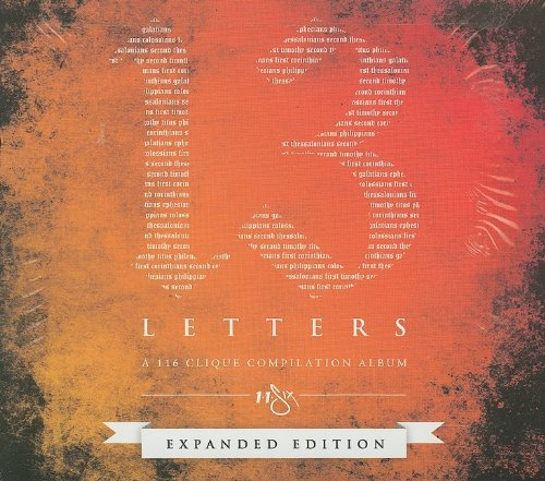 13 Letters Expanded Edition CD and DVD Combo
