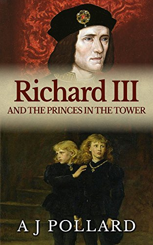 Free Kindle Book : Richard III and the Princes in the Tower