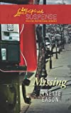Missing (Steeple Hill Love Inspired Suspense)