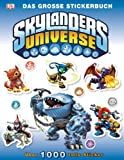 Skylanders Universe - Das große Stickerbuch: Über 1.000 tolle Sticker