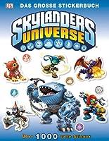 Skylanders Universe - Das große Stickerbuch: Über 1000 tolle Sticker