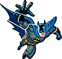 RoomMates RMK1149GM Batman: Gotham Guardian Giant Peel & Stick Wall Decal