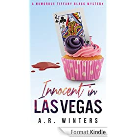 Innocent in Las Vegas: A Humorous Tiffany Black Mystery (Tiffany Black Mysteries Book 1) (English Edition)