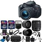 Canon EOS Rebel T5i 18.0 MP CMOS Digi...