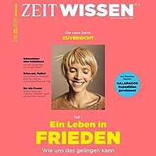ZeitWissen, Oktober / November 2016 Audiomagazin von  DIE ZEIT Gesprochen von:  div.