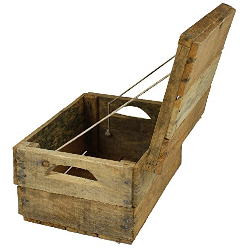 Whisky-Holzkiste-junior-24x345x19cm-Vintage-Weinkiste-Obstkiste-mit-Deckel-und-Aufdruck