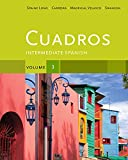 img - for Bundle: Cuadros Student Text, Volume 3 of 4: Intermediate Spanish + iLrn(TM) Heinle Learning Center 6-Semester Printed Access Card, Vol. 3 book / textbook / text book