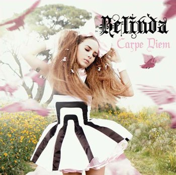 Original album cover of Carpe Diem by Belinda