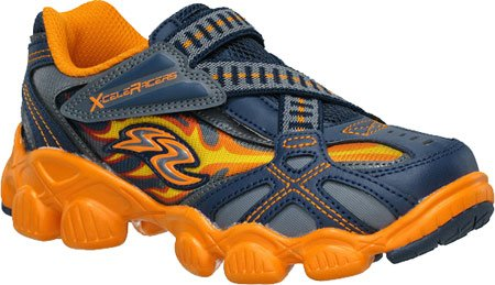 Stride Rite X-CeleRacers X-Othermal Sneaker (Toddler/Little Kid),Navy,13.5 M US Little Kid