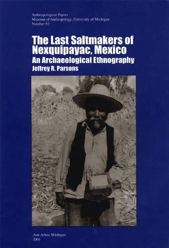 The Last Saltmakers of Nexquipayac, Mexico: An...