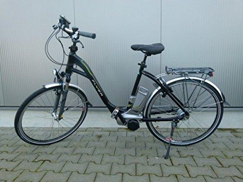 E-Bike-Flyer-T8R-Tiefeinsteiger-schwarz-Panasonic-15-AH-Magura-HS-33-2015-Rahmenhhen60-cm