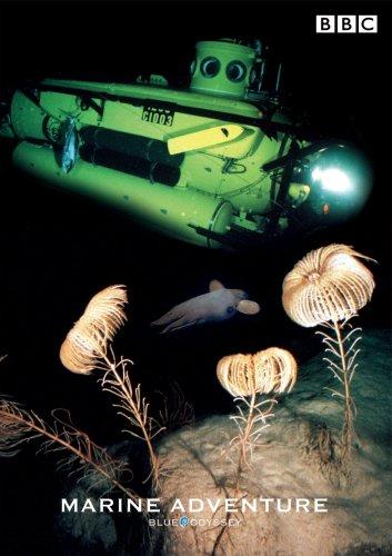 """BBC海洋ドキュメンタリー """"ブルー・オデッセイ""""シリーズ マリン・アドベンチャー [DVD]"""