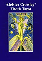 Crowley Thoth Tarot Deluxe De Luxe - large sized deck