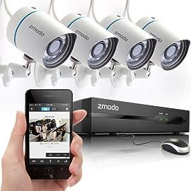 Nvr Ip Camera System