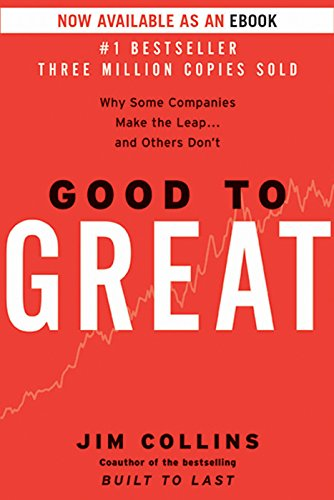 Good to Great: Why Some Companies Make the Leap...And Others Don't (Change Profile On compare prices)