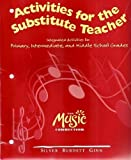 Activities for the substitute teacher (The music connection)