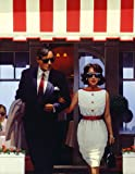 Jack Vettriano Art Print, Lunchtime Lovers (50 x 40cm Art Prints/Posters)