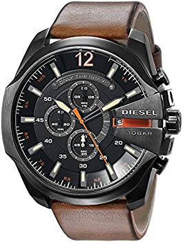 Diesel DZ4343 Mega Chief Quartz Men's Watch
