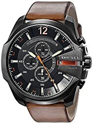 Diesel Diesel Chi Analog Black Dial Mens Watch - DZ4343
