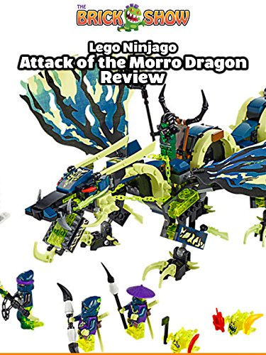 LEGO Ninjago Attack Of The Morro Dragon Review