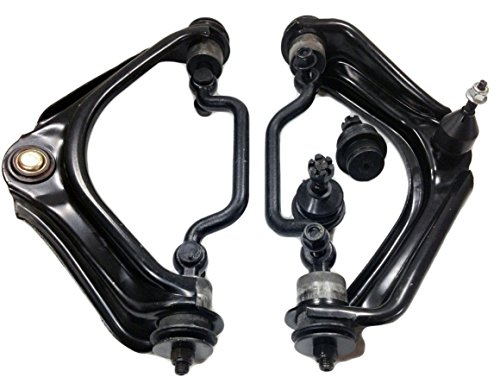 Prime Choice Auto Parts CK555-CAK842 Set of Upper Control Arms and 2 Lower Ball Joints (Ford Auto Parts compare prices)
