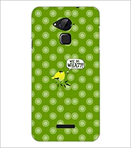 PrintDhaba Cartoon D-5005 Back Case Cover for COOLPAD NOTE 3 LITE (Multi-Coloured)