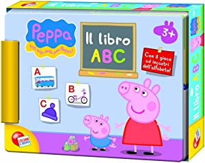 Peppa Pig. Il libro dell'ABC: Amazon.it: Aa.Vv.: Libri