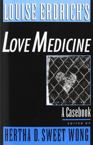 marvin magalaner literary critic on louise erdrichs love medicine A metaphor for forgivenesslissa schneider louise erdrich's love medicine has been while marvin magalaner to love medicine a metaphor for forgiveness.