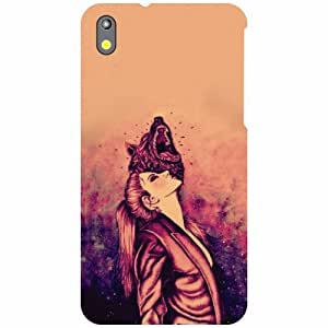 Printland HTC Desire 816 Back Cover High Quality Designer Case