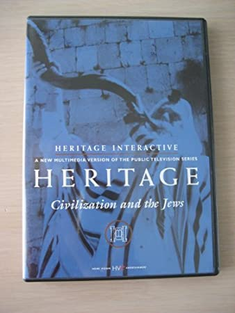 Heritage - Civilization and the Jews DVD Rom