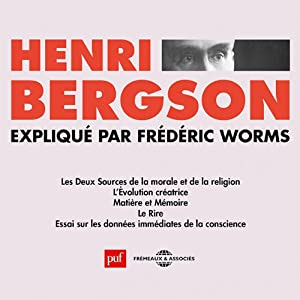 Henri Bergson Discours
