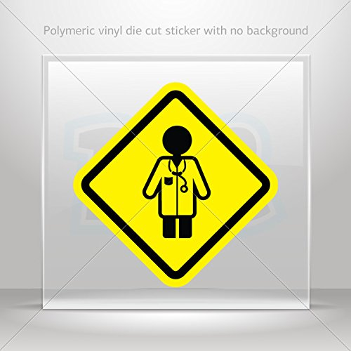 Decal Stickers Doctor Inside Sign Car Door Hobbies Sports Car Durable Racing Motorbikes 0500 Xx495