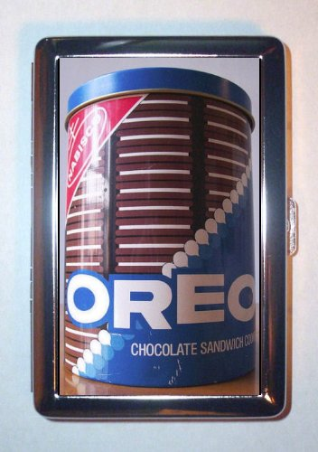 OREO COOKIE VINTAGE TIN POP ART 1960s Cigarette