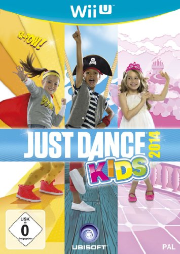 Just Dance Kids 2014 - [Nintendo Wii U]