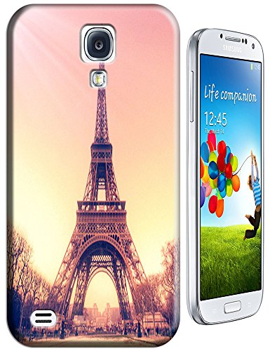 Beautiful Eiffel Tower Paris Fashion Cell Phone Cases Design For Samsung Galaxy S4 I9500 No.6 front-528197