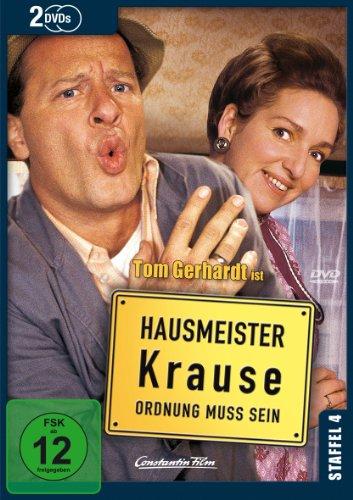 Hausmeister Krause - Ordnung muss sein, Staffel 4 [2 DVDs]