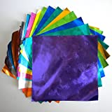Aitoh Embossed Color Foil Origami Paper