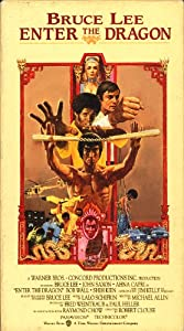 Enter the Dragon [VHS] [Import USA]
