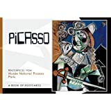 Pablo Picasso Postcard Bk