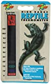 Zoo Med Laboratories SZMTH10 Hi Range Strip Thermometer