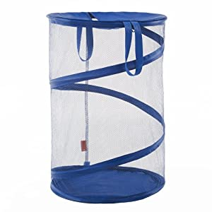 Neatfreak u5403 c round pop up collapsible laundry hamper toys games - Collapsible clothes hamper ...