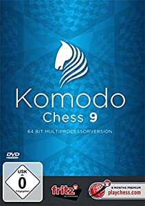 KOMODO CHESS 9 - Multiprocessor Version