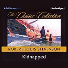 Kidnapped (       UNABRIDGED) by Robert Louis Stevenson Narrated by Michael Page
