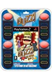 Buzz The Music Quiz & 4 Buzzers (PS2)