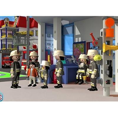 CrimsonRain.Com Playmobil: Alarm  摩比小子:警報