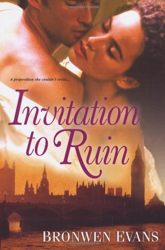 Post Thumbnail of Dual Review: Invitation to Ruin by Bronwen Evans