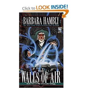 The Walls of Air (The Darwath Trilogy, Book 2) - Barbara Hambly