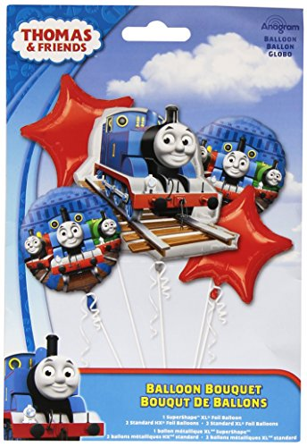 Thomas and Friends Balloon Bouquet (1 per package) - 1