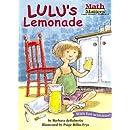 LULU'S LEMONADE (Math Matters (Kane Press Paperback))